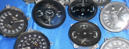 Speedometers, Dash Gauges