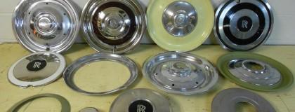 Hubcaps, Trim Rings, Centercaps