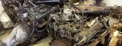 Motors, Transmissions